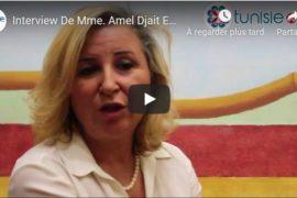 interview de amel djait sur tunisie.co