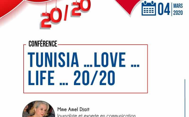 Institut des Hautes Etudes de Tunis: «Love…Life…20/20»
